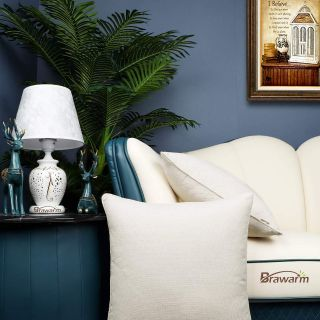 Pack of 2 Supersoft Throw Pillow Covers