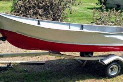 1980 Meyers Open Motorboat Pleasure