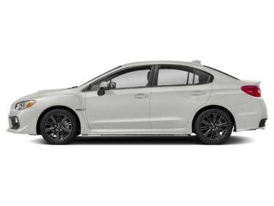2019 Subaru Impreza WRX Base (Crystal White Pearl)