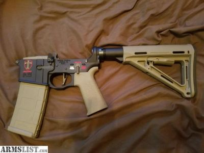 For Sale: Spikes crusader lower with sweet upgrades new