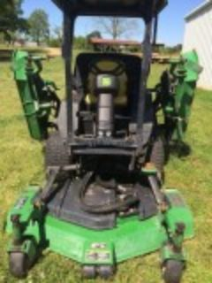 John Deere Turbo Series II Wide Area Mower