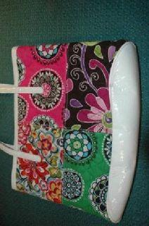 $60 OBO Vera Bradley Spring Medley 2009 Patchwork Tote Bag