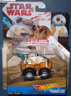 Got Wheels Star Wars Baja Bug Beetle BB-8
