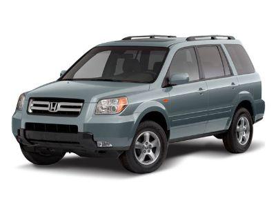 2008 Honda Pilot EX-L (Gray)