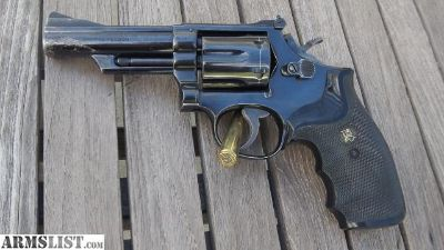 For Sale: Smith & Wesson 19-3 357