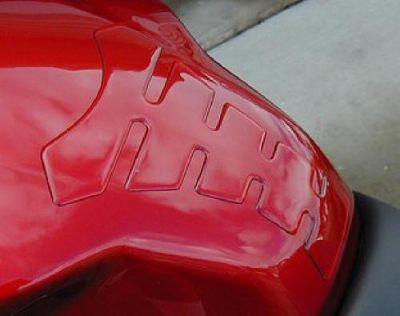 Buy PROGRIP CLEAR TANK PAD for Honda Kawasaki Suzuki Yamaha motorcycle in Laguna Hills, California, US, for US $6.95