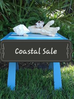 Coastal Furniture and Decor Sale by Berry Cute Vintage