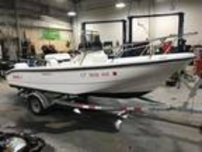 2001 Miscellaneous Boston Whaler DAUNTLES Boat