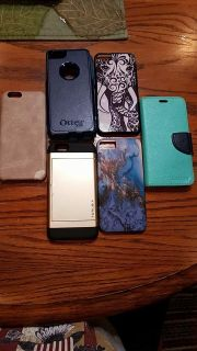 Iphone 6 cases. Lot of 6