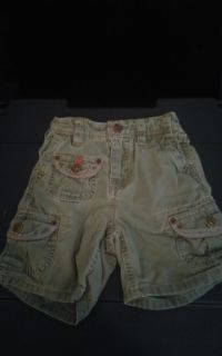 Genuine kids 24month boys olive green tackle shorts from osh gosh