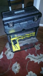 Stanley tool chest with wheels