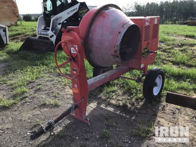 Multiquip MC94SH8 Portable Concrete Mixer
