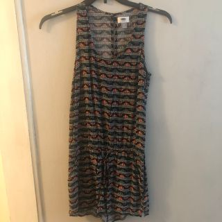 Size small romper -Old Navy