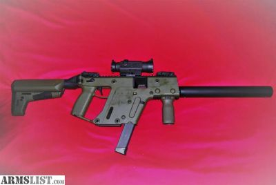 For Trade: Kriss Vector 9mm Carbine