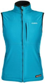 Find Ansai Mobile Warming Blue Medium Classic Softshell Women's Electric Heated Vest motorcycle in Ashton, Illinois, US, for US $134.99