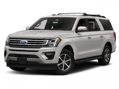 2019 Ford Expedition Max Platinum (Black)