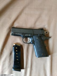 For Sale: S&W pro series 1911 3inch