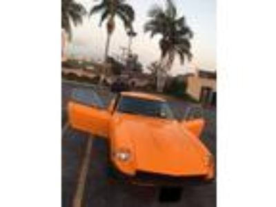 1973 Datsun 240Z Orange