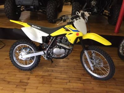 2018 Suzuki DR-Z125L Competition/Off Road Motorcycles Palmerton, PA
