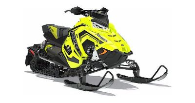 2018 Polaris 600 RUSH PRO-S SnowCheck Select 1.25 Trail Sport Snowmobiles Littleton, NH