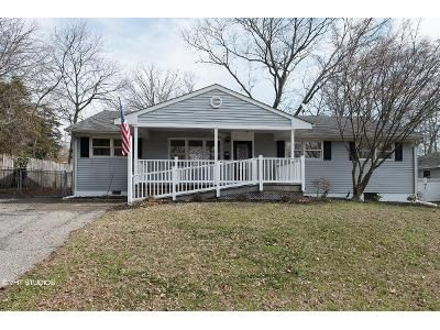 3 Bed 1 Bath Foreclosure Property in Toms River, NJ 08753 - Curtis Pl