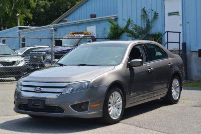 2011 Ford Fusion Hybrid Base (Sterling Gray Metallic)