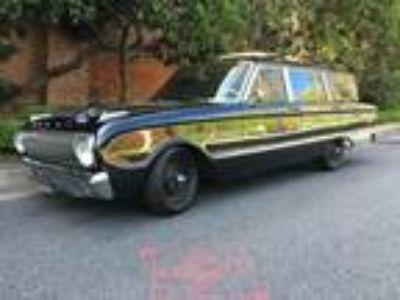 1962 Ford Falcon Beach Wagon