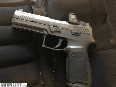 For Sale/Trade: Sig P320 RX
