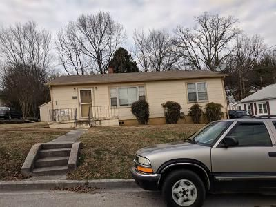 1.0 Bath Foreclosure Property in Morristown, TN 37814 - W 6th North St