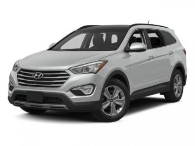 2014 Hyundai Santa Fe Limited (Becketts Black)