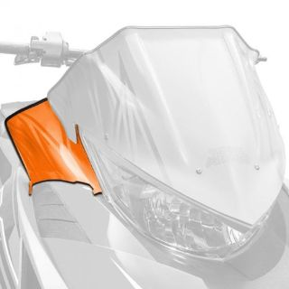 Sell Arctic Cat Windshield Orange Side Deflectors 2012-2017 ZR F XF M - 7639-386 motorcycle in Sauk Centre, Minnesota, United States, for US $56.99