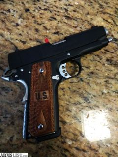 """For Sale/Trade: Upgraded 4"""" Springfield .45 Champion:"""
