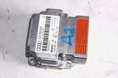 Buy 2008-09 AUDI TT CONVERTIBLE ROADSTER OEM AIRBAG CONTROL MODULE >NEEDS REPROGRAM motorcycle in Venice, Florida, United States, for US $45.00