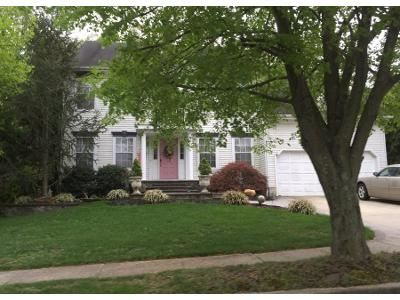 4 Bed 3 Bath Preforeclosure Property in Sewell, NJ 08080 - Equitation Way