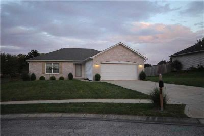 765 Courtney Circle DANVILLE Three BR, Well you've found the one!