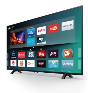 55 Philips 4K TV