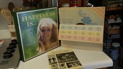 1970 Happiness is...9 record set