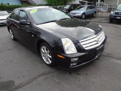 2005 Cadillac STS Base (Black Raven)