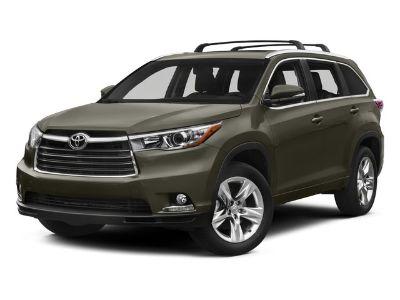 2015 Toyota Highlander Limited (Predawn Gray Mica Gray)