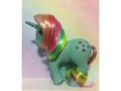 MY LITTLE PONY G1**Starflower** Rainbow Pony~( Vintage