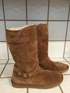 New Sonoma Boots , Med , Size 8