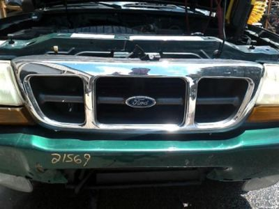 Find 98 99 00 FORD RANGER GRILLE EXC. ELECTRIC VEHICLE EXC. SPLASH CHROME 4X2 440555 motorcycle in Valrico, Florida, United States, for US $49.99