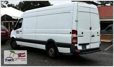 2012 Mercedes-Benz 2500 Sprinter Vans