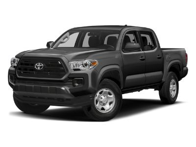 2018 Toyota Tacoma TRD Off Road 6` Bed V6 4x4 (Magnetic Gray Metallic)
