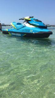 2015 Sea-Doo GTI SE 155 3 Person Watercraft Lafayette, LA