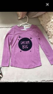 NWT Cat and Jack 6/6x Top. $4