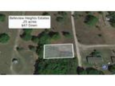 Land for Sale by owner in Summerfield, FL