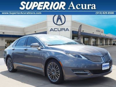 2014 Lincoln MKZ Hybrid Base (Sterling Gray Metallic)