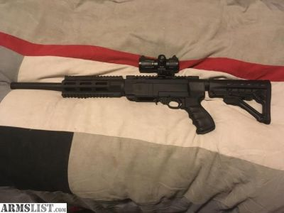 For Trade: Ruger 10/22 Archangel Bull Barrell