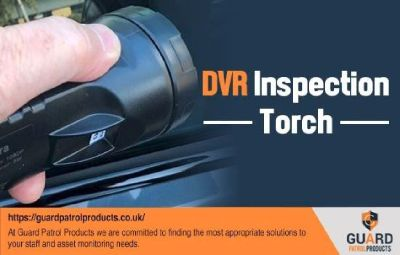 Digital Video Recorder(DVR) Inspection Torch